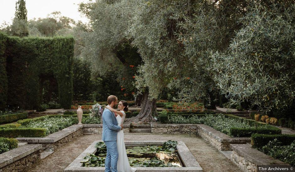 Le mariage de Thomas et Camille à Biot, Alpes-Maritimes