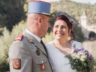 Le mariage de Audrey et Frédéric