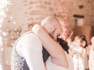 Le mariage de Laetitia et Damien 1