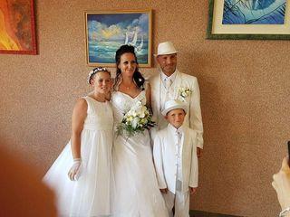 Le mariage de Anthony et Jessica 1
