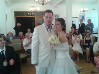 Le mariage de Emmanuel Junior et Marjorie 1
