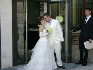 Le mariage de Emmanuel Junior et Marjorie