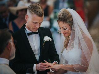 Le mariage de Sabrina et Michaël