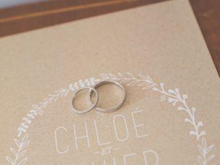 Le mariage de Chloé et Xavier 1
