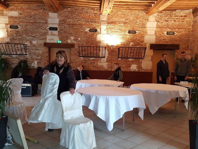 Le mariage de Mathias et Elodie à Rosny-sur-Seine, Yvelines 5