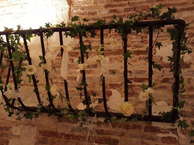 Le mariage de Mathias et Elodie à Rosny-sur-Seine, Yvelines 8