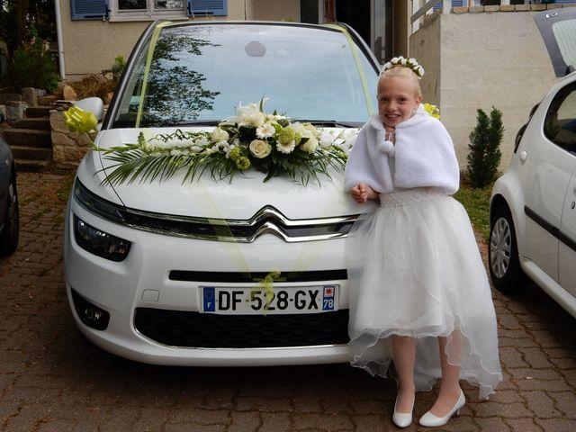 Le mariage de Mathias et Elodie à Rosny-sur-Seine, Yvelines 33