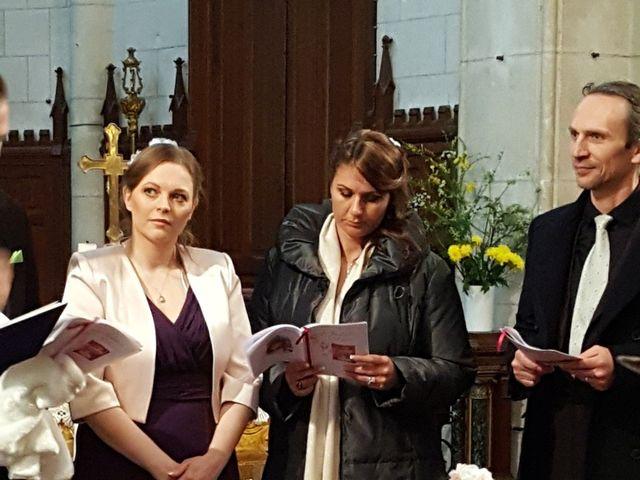 Le mariage de Mathias et Elodie à Rosny-sur-Seine, Yvelines 35