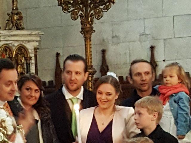 Le mariage de Mathias et Elodie à Rosny-sur-Seine, Yvelines 37