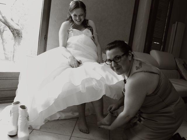 Le mariage de Mathias et Elodie à Rosny-sur-Seine, Yvelines 41