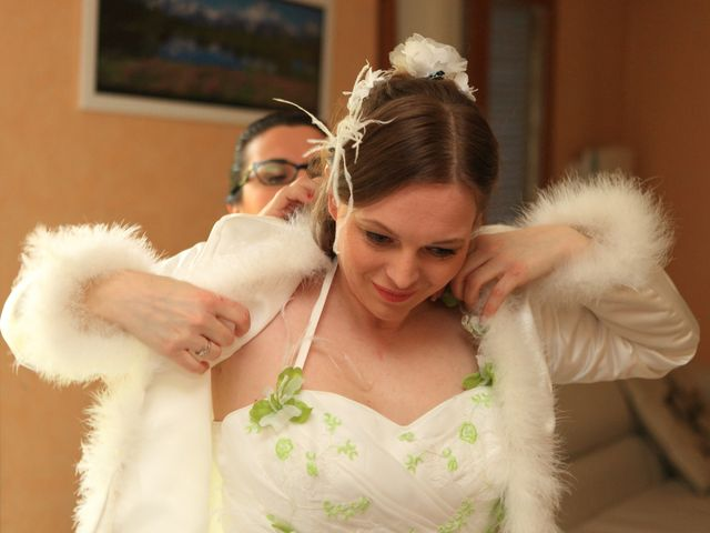 Le mariage de Mathias et Elodie à Rosny-sur-Seine, Yvelines 43