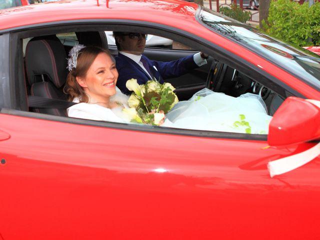 Le mariage de Mathias et Elodie à Rosny-sur-Seine, Yvelines 44