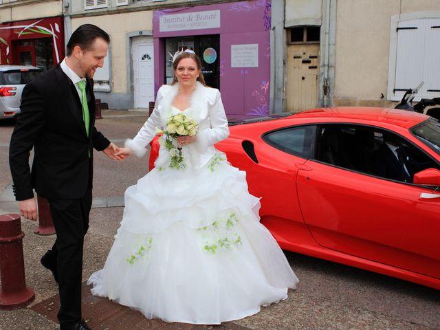 Le mariage de Mathias et Elodie à Rosny-sur-Seine, Yvelines 47