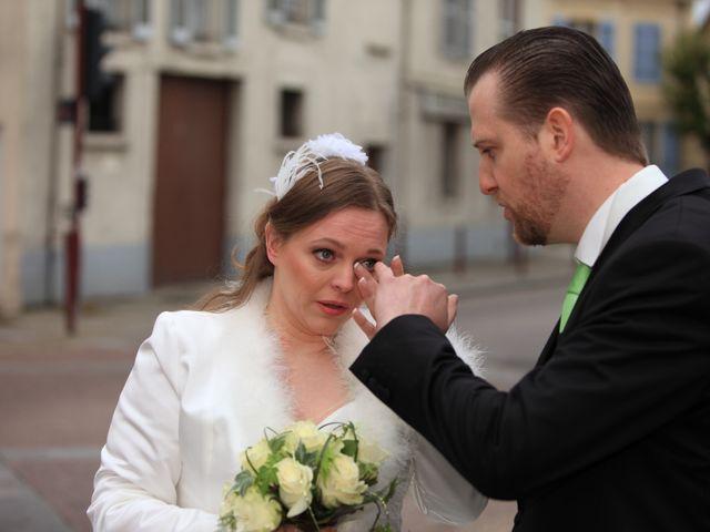 Le mariage de Mathias et Elodie à Rosny-sur-Seine, Yvelines 48