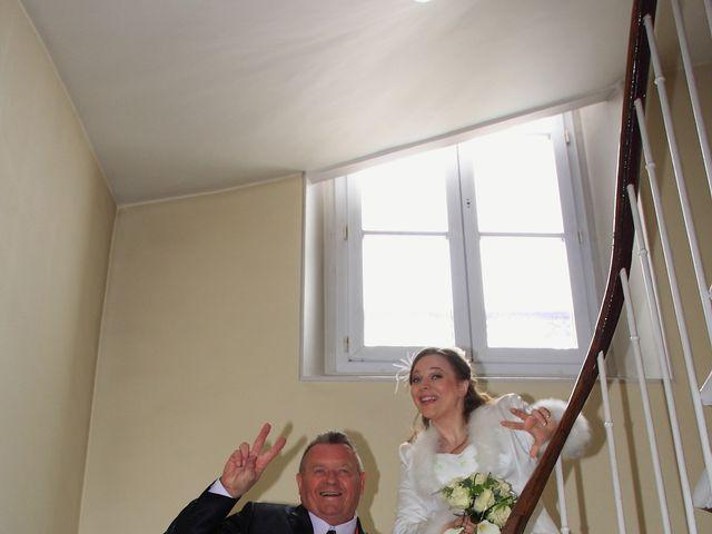 Le mariage de Mathias et Elodie à Rosny-sur-Seine, Yvelines 50