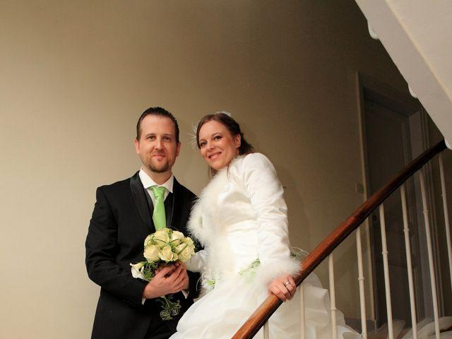 Le mariage de Mathias et Elodie à Rosny-sur-Seine, Yvelines 54