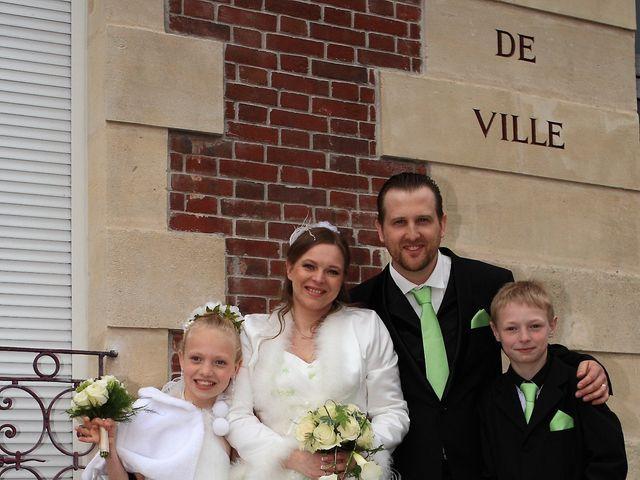 Le mariage de Mathias et Elodie à Rosny-sur-Seine, Yvelines 57