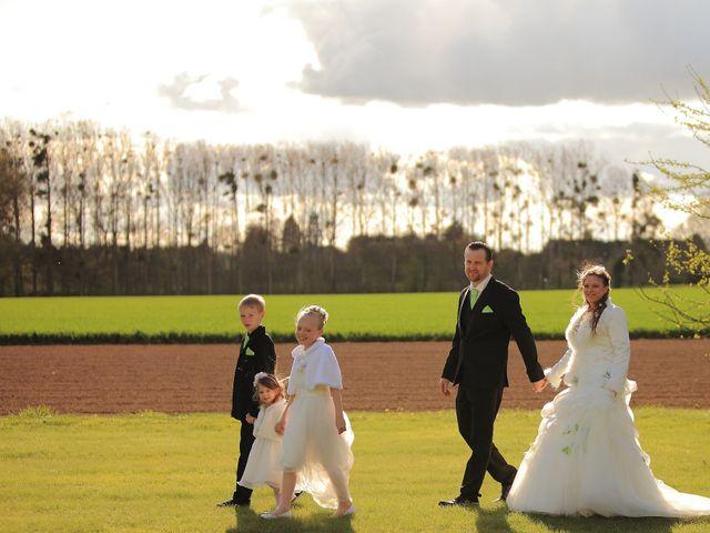 Le mariage de Mathias et Elodie à Rosny-sur-Seine, Yvelines 1