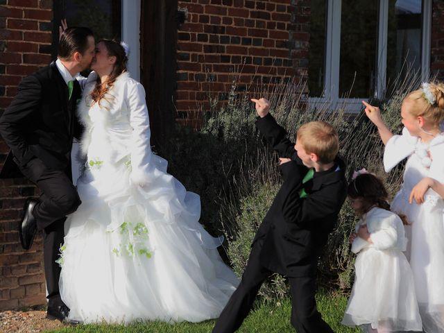 Le mariage de Mathias et Elodie à Rosny-sur-Seine, Yvelines 59