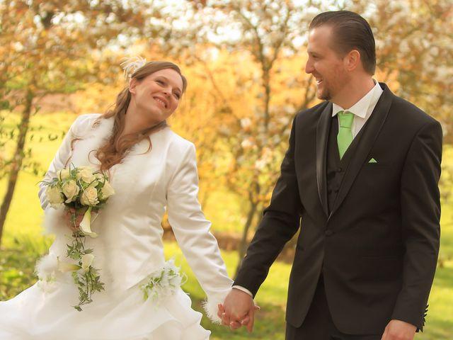 Le mariage de Mathias et Elodie à Rosny-sur-Seine, Yvelines 61