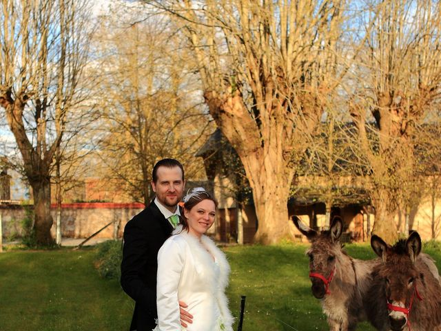 Le mariage de Mathias et Elodie à Rosny-sur-Seine, Yvelines 62