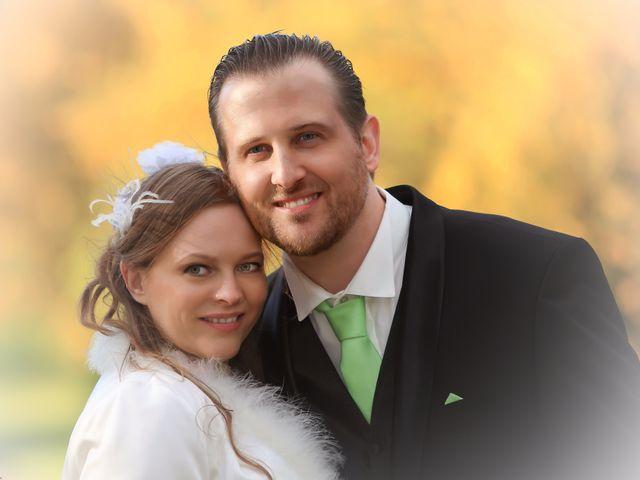 Le mariage de Mathias et Elodie à Rosny-sur-Seine, Yvelines 2
