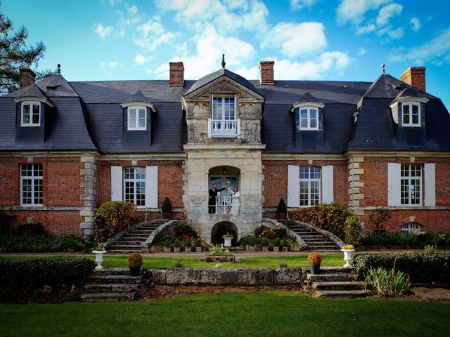 Le mariage de Mathias et Elodie à Rosny-sur-Seine, Yvelines 64
