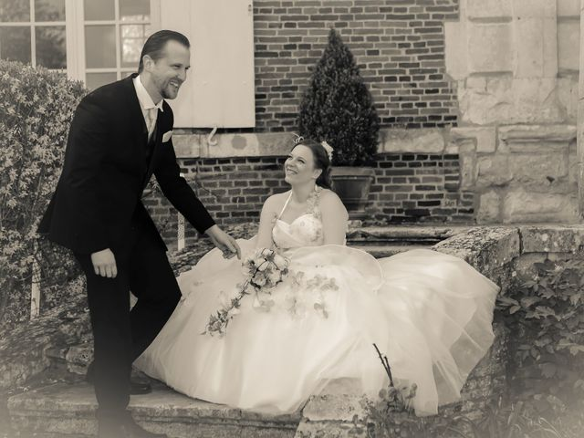 Le mariage de Mathias et Elodie à Rosny-sur-Seine, Yvelines 65
