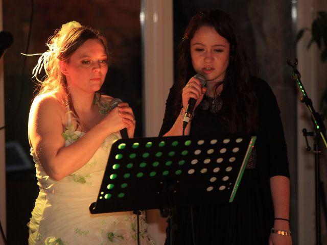 Le mariage de Mathias et Elodie à Rosny-sur-Seine, Yvelines 86