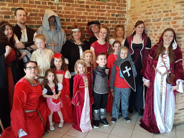 Le mariage de Mathias et Elodie à Rosny-sur-Seine, Yvelines 100