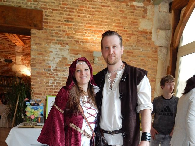 Le mariage de Mathias et Elodie à Rosny-sur-Seine, Yvelines 108