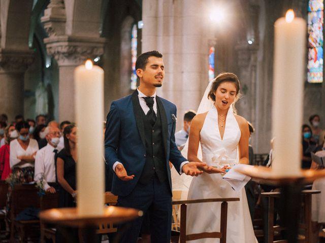 Le mariage de Joseph et Marie à Moirans, Isère 2