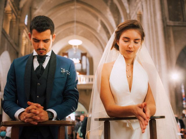 Le mariage de Joseph et Marie à Moirans, Isère 8