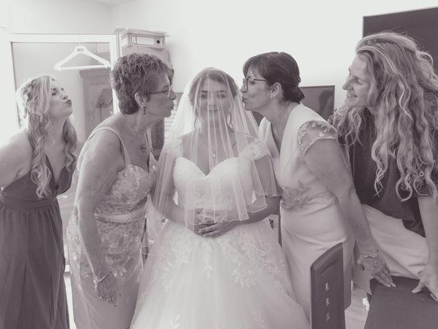Le mariage de Damien et Laetitia à Égly, Essonne 37