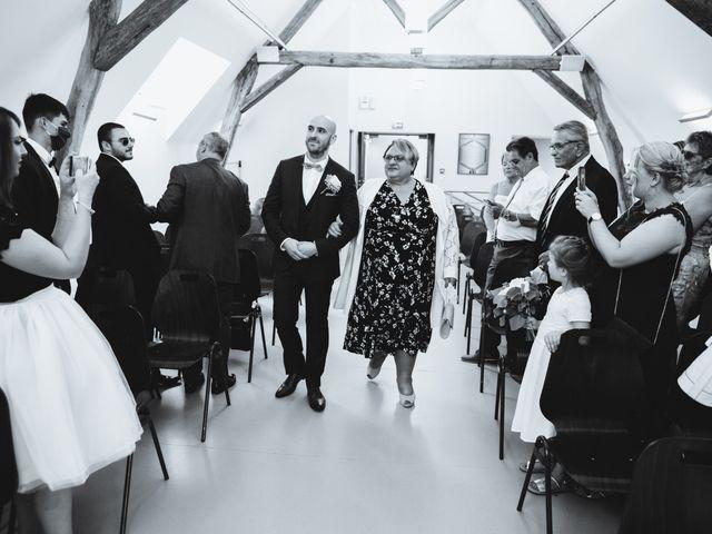 Le mariage de Damien et Laetitia à Égly, Essonne 56