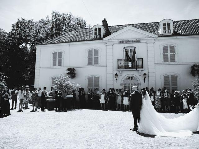 Le mariage de Damien et Laetitia à Égly, Essonne 67
