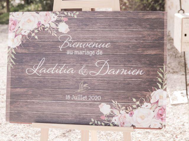 Le mariage de Damien et Laetitia à Égly, Essonne 86