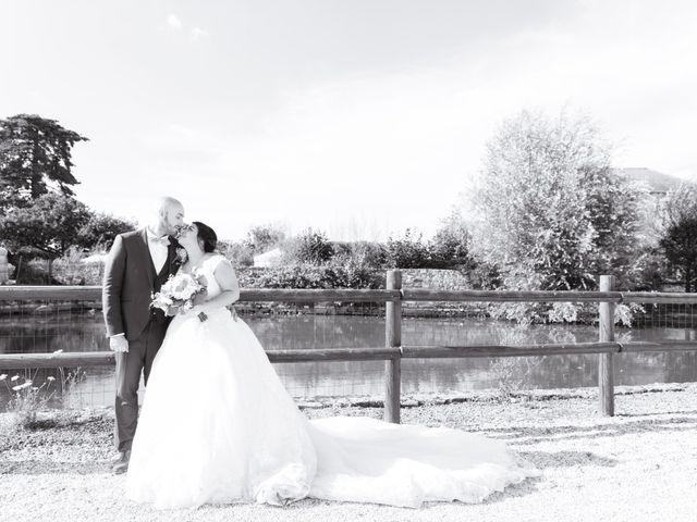 Le mariage de Damien et Laetitia à Égly, Essonne 90
