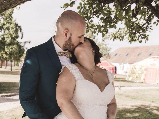 Le mariage de Damien et Laetitia à Égly, Essonne 93