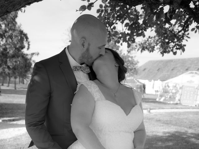 Le mariage de Damien et Laetitia à Égly, Essonne 94