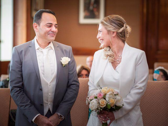 Le mariage de Ariel et Claire à Saint-Mandé, Val-de-Marne 8