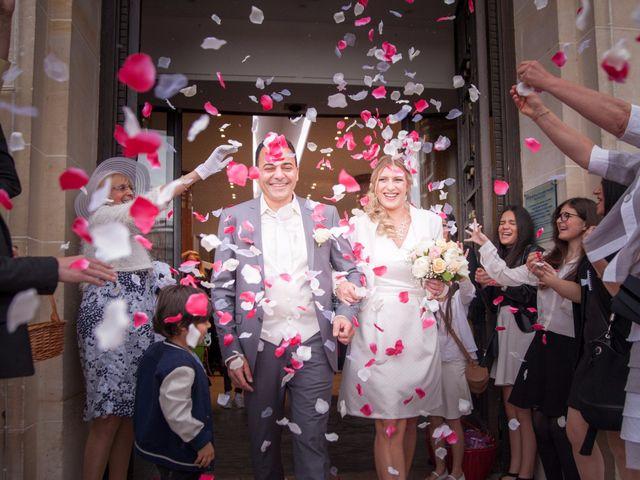 Le mariage de Ariel et Claire à Saint-Mandé, Val-de-Marne 12