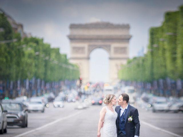 Le mariage de Ariel et Claire à Saint-Mandé, Val-de-Marne 1