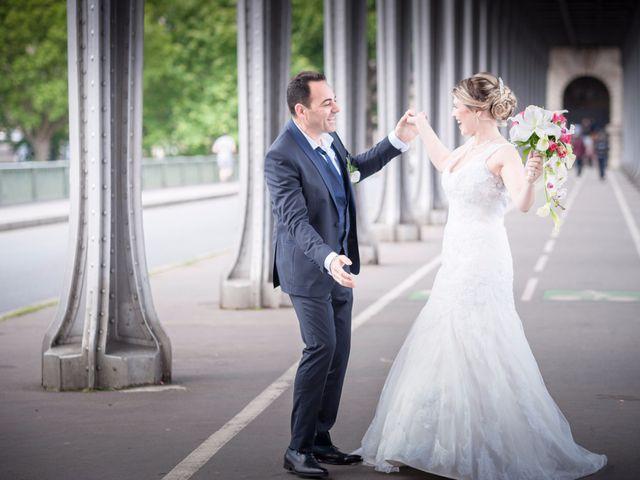 Le mariage de Ariel et Claire à Saint-Mandé, Val-de-Marne 33