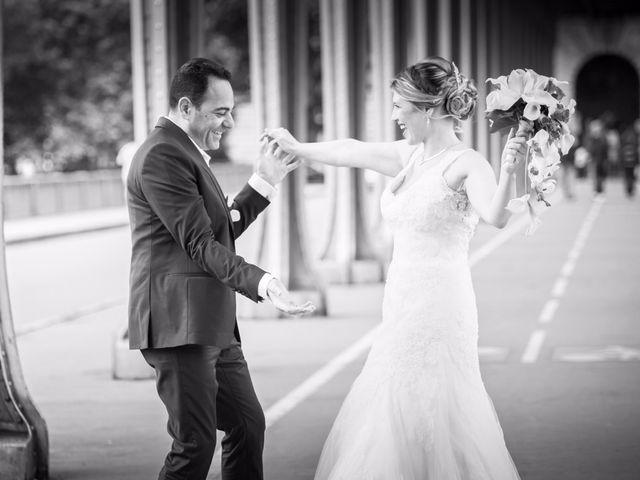 Le mariage de Ariel et Claire à Saint-Mandé, Val-de-Marne 34