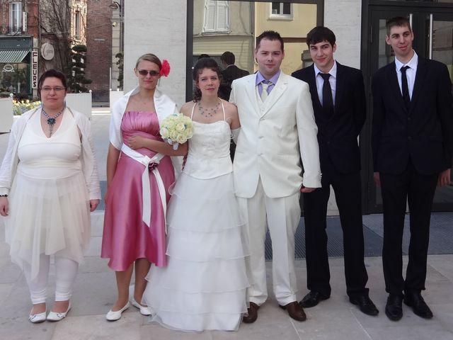 Le mariage de Marjorie et Emmanuel Junior à Romilly-sur-Seine, Aube 1