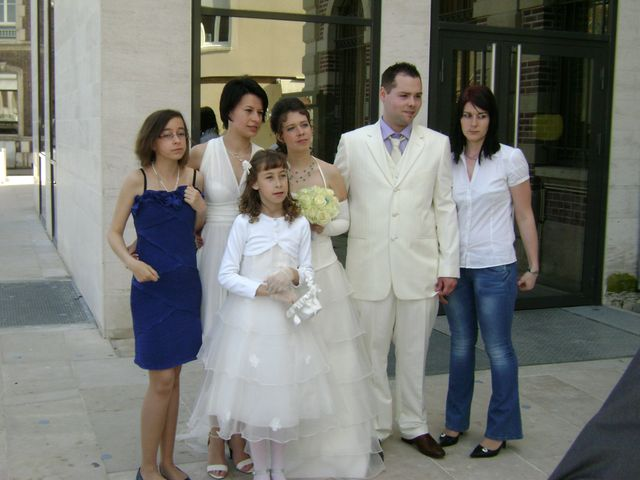 Le mariage de Marjorie et Emmanuel Junior à Romilly-sur-Seine, Aube 5