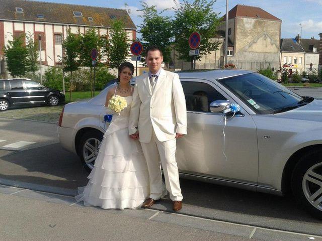 Le mariage de Marjorie et Emmanuel Junior à Romilly-sur-Seine, Aube 6