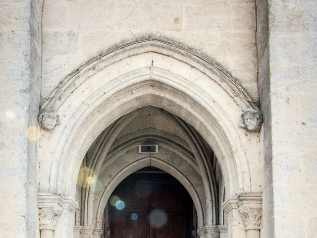 Le mariage de antoine et emilie à Auros, Gironde 24