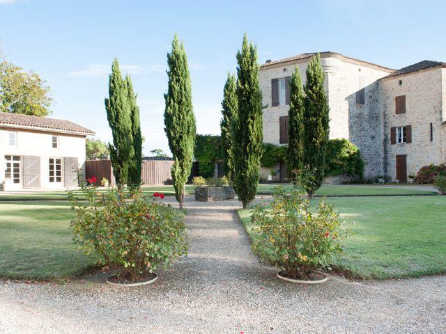 Le mariage de antoine et emilie à Auros, Gironde 28